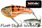 Sebile® Flatt Shad megbízható wobbler FS-096-XH-OFP - Orange Felling Prey (1407736)