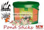 PondZoom Pond Sticks - Prémium minőségű színesítő tavi haltáp 1liter (PZ3377)