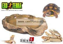 Exo-Terra etető-itatótál (29x22x4,5cm) 2813