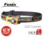 FENIX HL22 FEJLÁMPA (120 LUMEN) vízálló NEW