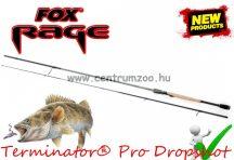 """FOX Rage Terminator® Pro Dropshot 8'10"""" 270cm 4-17g 2rész pergető bot (NRD208)"""