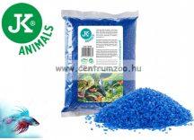 JK Animals Aquariumsand Blue kavics akvárium dekor - KÉK 500g (18540)