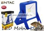 keresőlámpa Entac Mobil Mini LED Reflektor és horgászlámpa (EMWL-1W-COB-BL)
