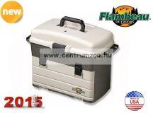 FLAMBEAU sok fiókos prémium láda 44x25x32cm 7020 modell (69-15020)