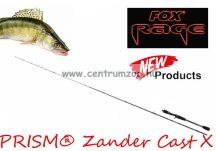 FOX Rage PRISM® Zander Cast Rods 2,10m 5-21g pergető bot (NRD253)