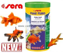 Sera Bioflakes Pond Flakes lemezes tavi haltáp  3,8 liter (007075)