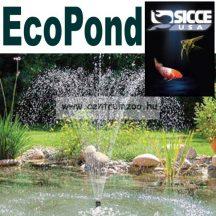 Sicce EcoPond 2 tavi szökőkút 1350l/h H180cm - SIKERTERMÉK