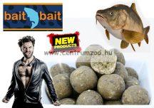 BaitBait Hívó szó bojli tartósított - 24 mm 1kg -erősen halas, algás, kagylós