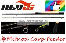 Nevis Method Carp Feeder 360XH 50-140g (1857-362) feeder bot