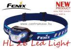 FENIX HL26R Blue LED AKKU FEJLÁMPA (450 LUMEN) vízálló NEW - KÉK
