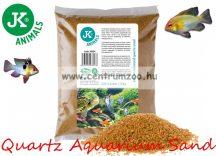 JK Animals Aquariumsand Yellow kavics akvárium dekor - SÁRGA 2kg (18554)