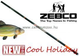 ZEBCO COOL HOLIDAY TELE POLE spicc bot 5,00m  (1914500)