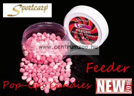 SportCarp Feeder Pop Ups Candies 8mm 75ml lebegő pellet SWEET RASPBERRY (41987)