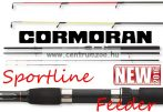 CORMORAN Sportline feeder 3,6m 40-120g feeder bot (24-0120360)