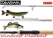 Daiwa Windcast Deadbait 3.00m 40-120g rablóhalas bot (11682-305)