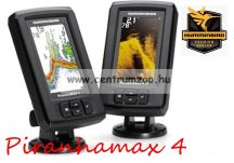 Humminbird Piranhamax 4 halradar (597118) 2019NEW