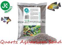 JK Animals Aquariumsand Grey kavics akvárium dekor - SZÜRKE 2kg (18556)