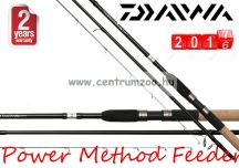 DAIWA Team Daiwa Power Method Feeder 3,30m  feeder bot (204431)(TDF11PMQ)