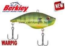Berkley® Warpig™ 75 mm 14 g Rubbertail vertikális wobbler  (1405923)