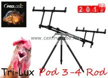 Rod-Pod - PROLOGIC Tri-Lux Pod 4 Rod masszív 4 botos rod pod (54356)