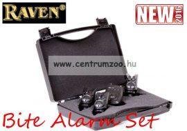 Raven Hy 20 Bite Alarm Set 3+1 (AV4876) elektromos kapásjelző szett