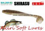 Shirasu Soft Lures Akiri gumihal 12,5cm (13630201) Akira colours
