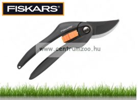 FISKARS SingleStep™ Black Bypass P26 metszőolló fekete (111260)