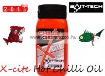 Bait-Tech X-cite Hot Chilli Oil paprika olaj  300ml (2500052)