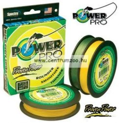 Power Pro zsinór  135m 0,19mm 13kg / sárga HI-VIS YELLOW