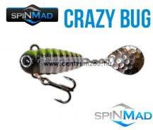 SpinMad Blade Baits gyilkos wobbler CRAZY BUG 6g  2502