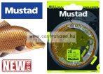 Mustad Carp Line 12 LB - 300m- 0,28mm monofil zsinór (NLMU10214)