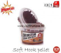 Dynamite Baits SWIM STIM RED KRILL Soft Hook pellet 4 és 6mm (DY218)