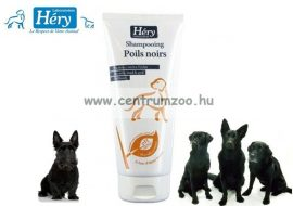 Héry sampon Poils Noirs fekete színű szőrre  200ml (105349)