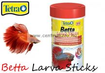 Tetra Betta Larva Sticks 100ml sziámi harcoshal táp (259386)