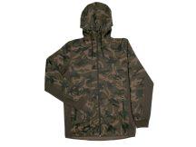 Fox Chunk™ Camo Dark Khaki Track Hoody dzseki, horgászkabát - AKCIÓ - (CPR921 ) EXTRALARGE
