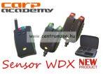Nevis Carp Academy Sensor WDX elektromos kapásjelző szett 2+1db (6305-202)