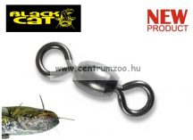 BLACK CAT Catfish Rolling Wirbel Swivel 33mm - 5db  erős forgó  (6174400)