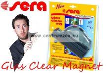Sera Glass ClearALGAMÁGNES beépített digitális hőmérővel - mágneses algakaparó  (008856)