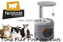 Ferplast Ying Flat Post PA4010 cicakaparó bútor, játék és alvóhely (74010014)