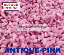 EUROPET BERNINA Aqua D'ella Glamour Stone 6/9mm 2kg ANTIQUE-PINK akváriumi kavics aljzat (257-420577)