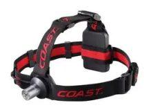fejlámpa  Coast LED Light HL3  Multiled 100lm erős fényű fejlámpa