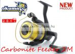 Okuma Carbonite Feeder 2M 355 FD 2+1bb  feeder orsó (49485)