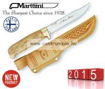 Marttiini Golden Lynx 27cm (bőrtokkal) kés (160016)