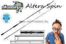 Okuma Altera Spin 6'0'' 180cm 4-12g - 2sec pergető bot (60781)