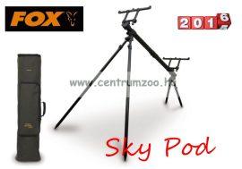 Fox Sky Pod 3-rod inc. Carry Case masszív prémium bottartó állvány 3 bothoz (RP3573)