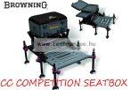 Browning CC COMPETITION SEAT BOX  prémium horgászláda (8017001)