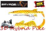 SAVAGE GEAR Real Eel 15cm angolna gumihal 3db/csomag