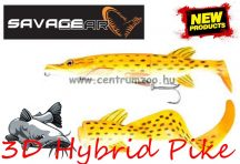 Savage Gear 3D Hybrid Pike 25cm 130g SS 03 - Albino Pike (50231)