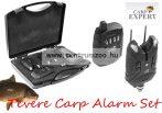 Carp Expert Tevere Carp Alarm Rádiós kapásjelző szett  4+1db (78000-741)