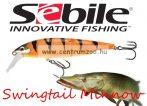 Sebile® Swingtail Minnow 83 wobbler (1407418) OFP - Orange Fleeing Prey